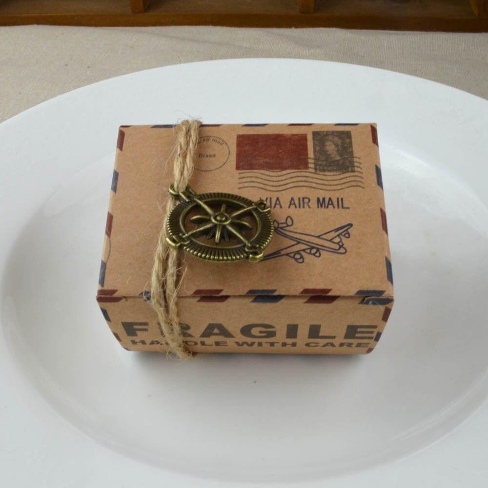 100 Stucke Neue Stempel Design Vintage Pralinenschachtel Schokolade