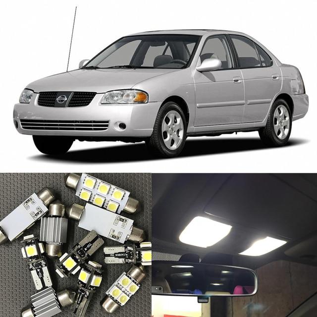 Aliexpress Buy 9pcs Auto Car Led Light Bulbs Interior Kit For