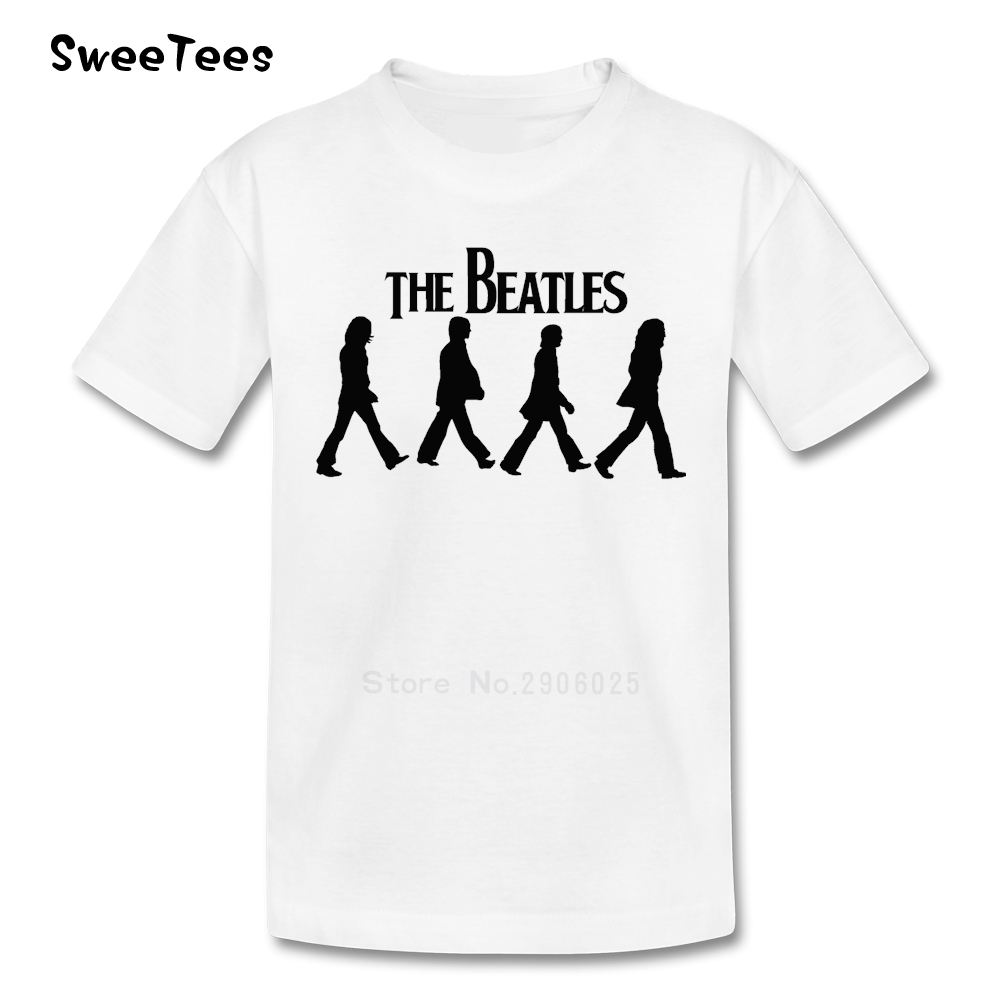 Black t shirt for toddler - The Beatles T Shirt Kid Cotton Toddler Round Neck Baby Tshirt Children S Infant Tops 2017 T