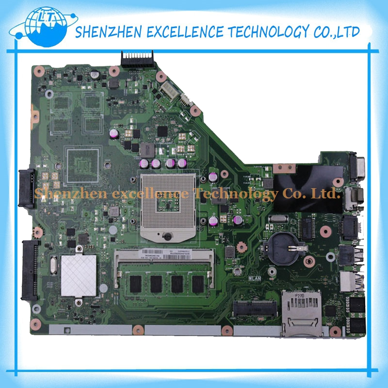 X55VD X55L motherboard for ASUS Laptop integrated mainboard