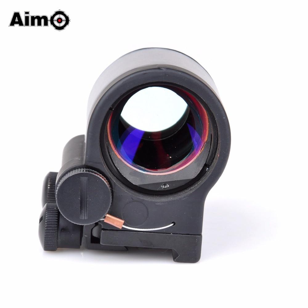 Aim-O Hunting Red Dot SRS Dəmir Reflex 1x38 Görmə sahəsi Optika - Ovçuluq - Fotoqrafiya 5