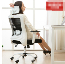 Computer screen cloth chair office chair Household mesh chair swivel chair Fashion contracted specials ergonomics