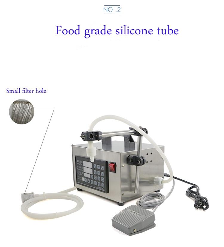 Automatic Pesticide Filling Machine