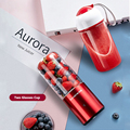 Портативная автоматическая соковыжималка USB для овощей  фруктовый сок  смузи  соковыжималка  соковыжималка для еды  блендер  электрическая ...