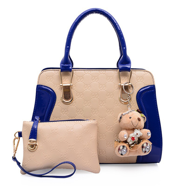 Classic Look Creative Style Luxury Hand Carry Bags Handbags Women Lady Shoulder Bag Top