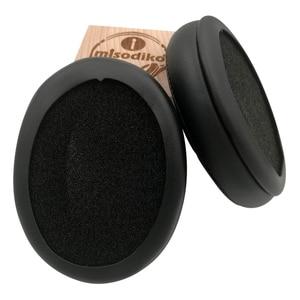 Image 3 - Misodiko substituição almofadas de ouvido kit para hyperx nuvem alpha fone de ouvido de jogos, peças de reparo earpads com espuma de memória