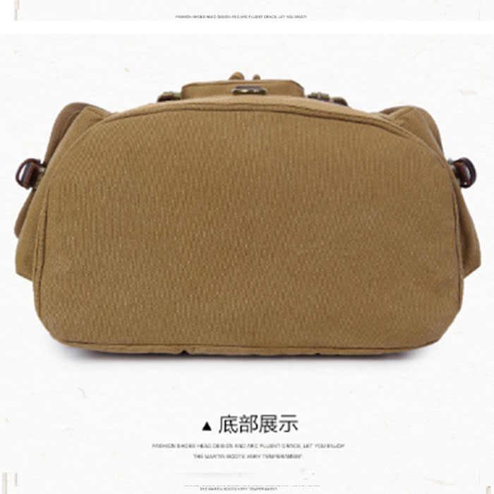 Мужской холщовый рюкзак Серый Повседневный рюкзаки aptop рюкзаки для колледжа студенческий школьный рюкзак женский мочила для взрослых хаки