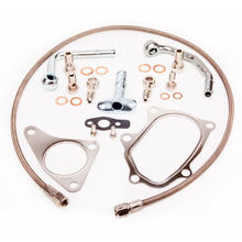 Kinugawa Turbo Install Kit 40″ Hose for SUBARU WRX STI TD05 TD06