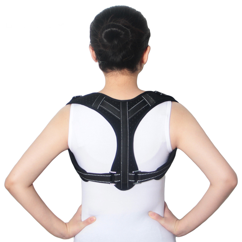 Adjustable Back Hump Corset Posture Correct Belt Shaping The Perfect Back Curve Men Women Humpback Corrector Belts Bone Care
