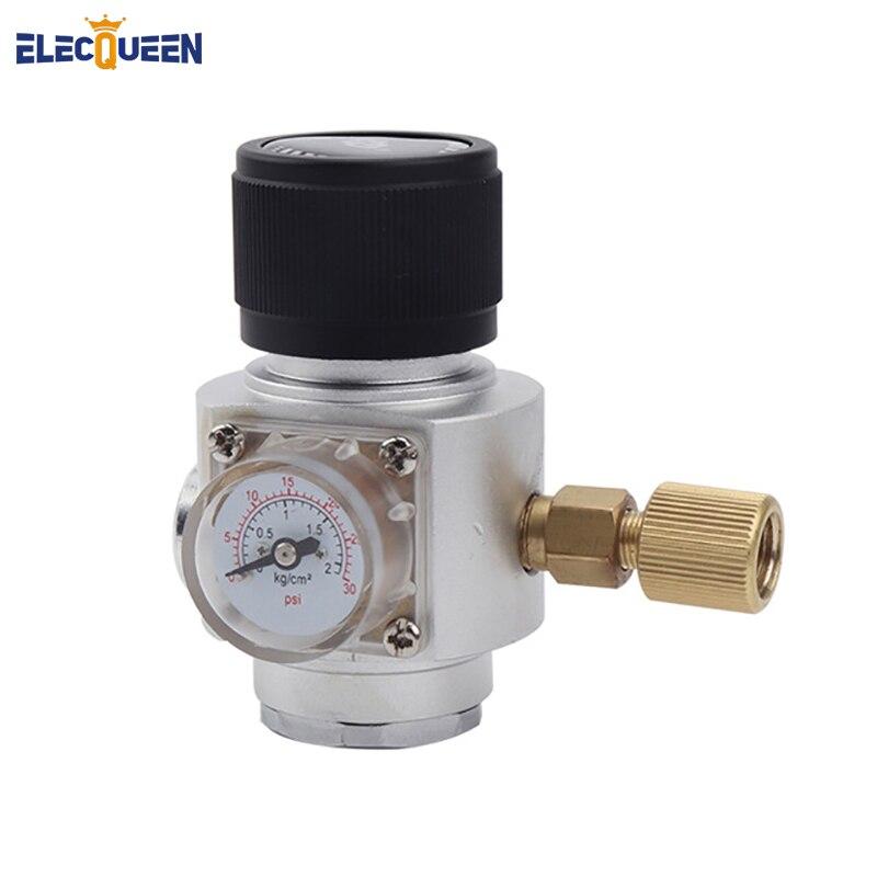 Homebrew Gas Regulator 30PSI CO2 Mini regulator For homebrew Corny keg