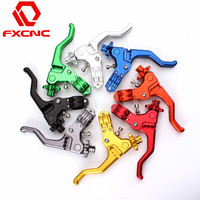 CNC 7 8 Performance Stunt Clutch Lever For Suzuki GSX R1000 GSX R600 GSX R750 GSX