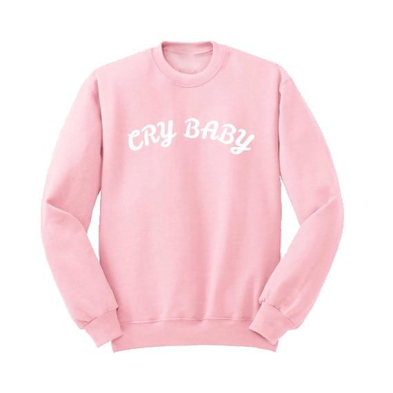 Online Buy Wholesale pink crewneck sweatshirt from China pink ...