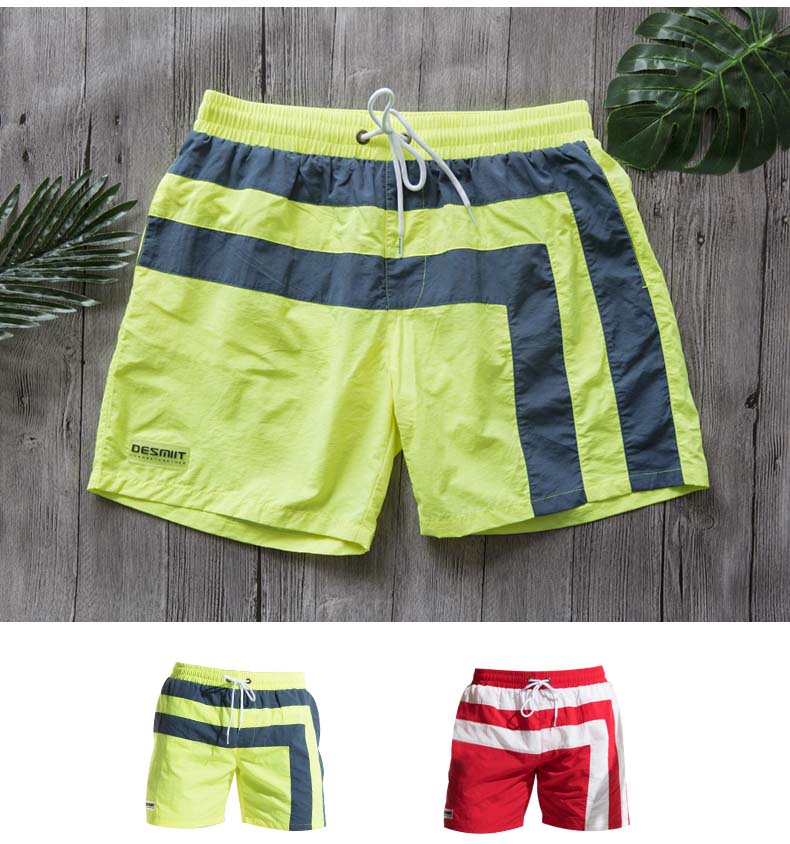 9c0add46f2 Swimming Trunks Men's Men Swimwear Swim Board Shorts Bathing Suits ...