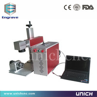 Outstanding CE Standard Fiber Laser Marking Machine For Sale