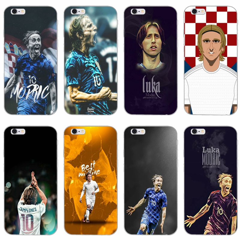 Phone Bags & Cases Footballer Luka Modric Slim Silicone Soft Phone Case For Xiaomi Mi 6 6x A1 5 5s 5x Mix Max 2 Redmi Note 4 5 5a Pro Plus