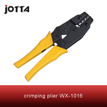 WX-1016 crimping tool plier 2 multi tools hands  Ratchet Crimping Plier (European Style)