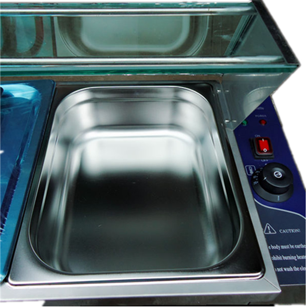 Professional Commercial Food Warmer Kitchen Equipment Machine ...