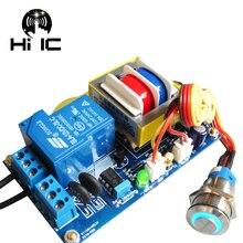Placa amplificadora de potencia de alta potencia, transformador de potencia, retardo, potencia arranque suave, placa de protección para amplificador, AMP 30A 1000W