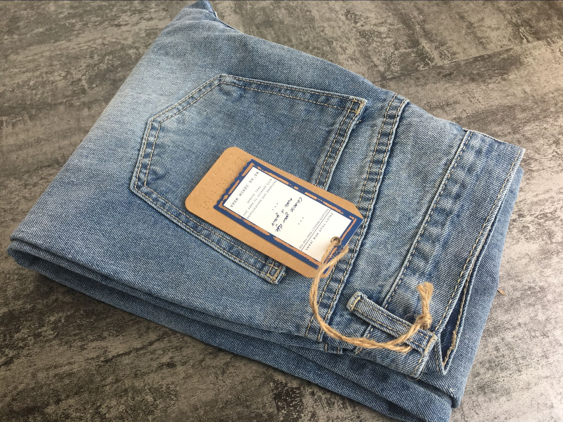 18 Fashion Hole jeans woman ripped jeans for women jeans Sequined mujer femme denim jean pants Scratched pantalones feminino 26