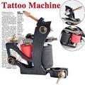 Бесплатная Доставка новый дизайн профессиональные татуировки machine gun