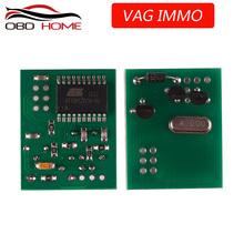 Akcesoria samochodowe narzędzie diagnostyczne dla VAG emulator immobilizera dla VW dla Audi narzędzia diagnostyczne Ecu emulator immobilizera darmowa wysyłka tanie tanio DFUTRCNIC DC other 0 1kg plastic Auto key programmer 5inch 3inch for vag immo