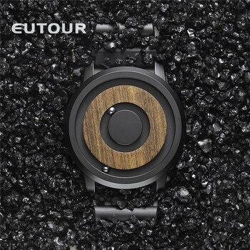 EUTOUR Magnetic Dark Wood