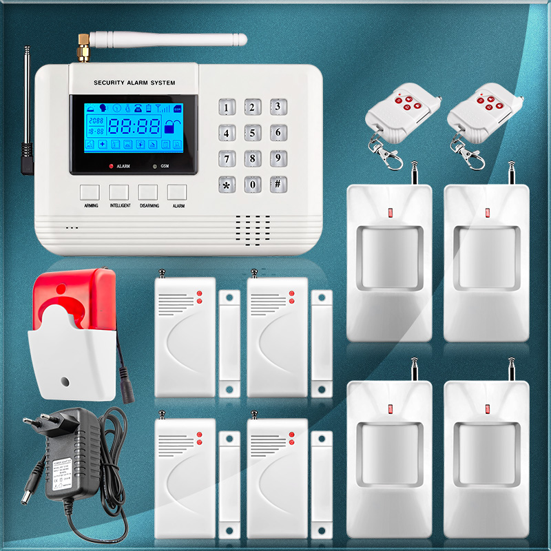 Buy hot selling free shipping wholesale for Buy house alarm system