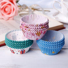 100Pcs/lot Cake Mold Muffin Cupcake Paper Cups Forms Liner Baking Cup Case Party Tray Decorating Tools