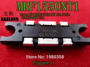 Image 1 - 1PCS 5PCS RF transistor MRF1550NT1 M1550N MRF1550N MRF1550 T1 M1550 M1550N New Original