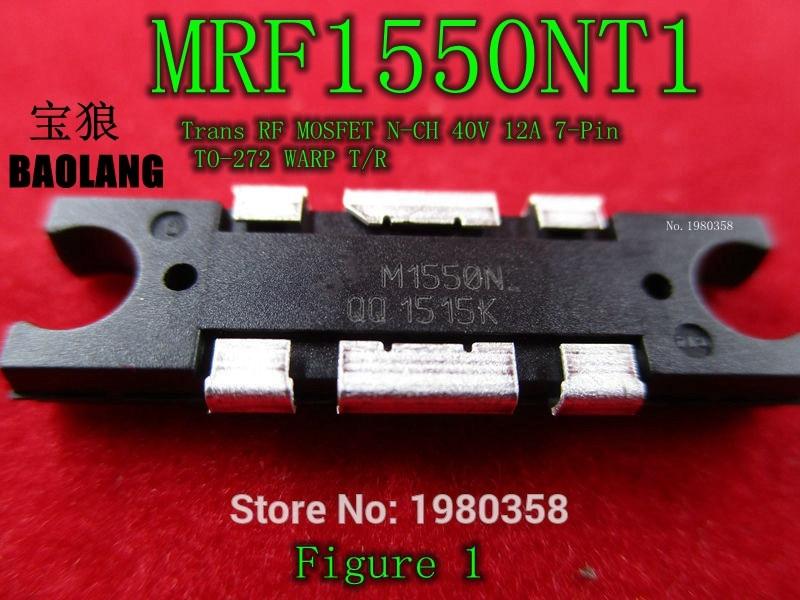 RF transistor MRF1550NT1 M1550N MRF1550N MRF1550 T1 M1550 New Original mrf 150