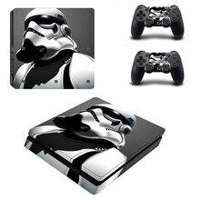 Star Wars PS4 Slim Cover / Skin Sticker