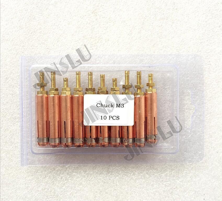 Schweißbrenner Freies Verschiffen Magnetspannplatte M3 10 StÜcke Für Bolzenschweißen Verbrauchsmaterialien Hoher Standard In QualitäT Und Hygiene