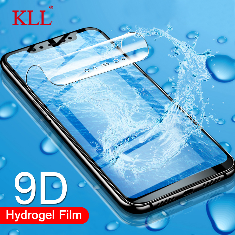 Full Cover Soft <font><b>Hydrogel</b></font> Film for Xiaomi <font><b>Redmi</b></font> 6 Pro 6A 5 Plus Note 5 4X S2 Screen Protector for Xiaomi <font><b>8</b></font> SE 6 6X Film Not Glass image