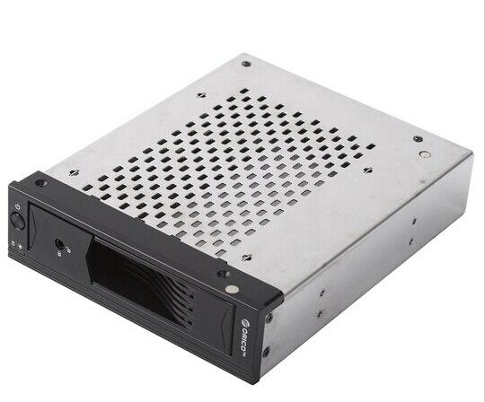 Orico 1109SS CD-ROM пространство HDD тележки - внутренний 3.5 дюймов HDD конвертер корпус - черный