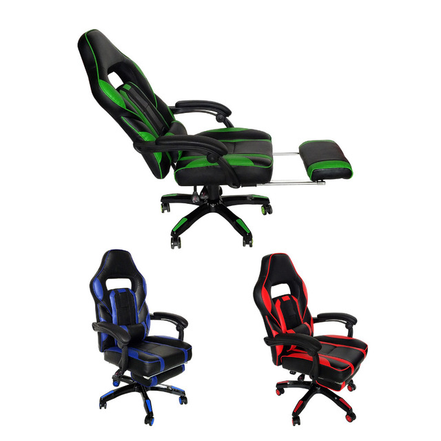 Delicieux Swing Chair Rec Leisure Chair Reclining Chair Computer Home Office Can Lie  With Foot Lifting Ergonomic