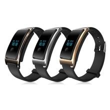 Смарт-браслеты трекер часы фитнес группы с пульса/монитор сна IP68 Водонепроницаемый