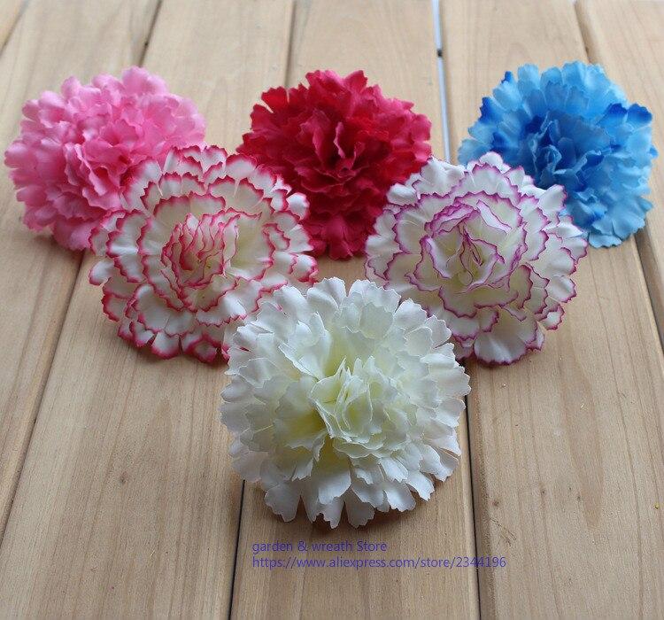 Make Silk Wedding Flowers: Aliexpress.com : Buy Artificial Flower Heads Silk Large