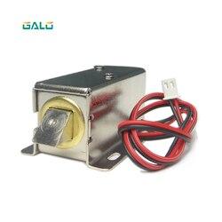 12VDC blokada elektryczna wybiera zatrzask zamek elektromagnetyczny do szafki elektronicznej inteligentny zamek meblowy do szafki| |   -