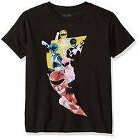 Fashion T Shirt Free Shipping Men S Short Sleeve Power Rangers Boys Short Sleeve T Ee