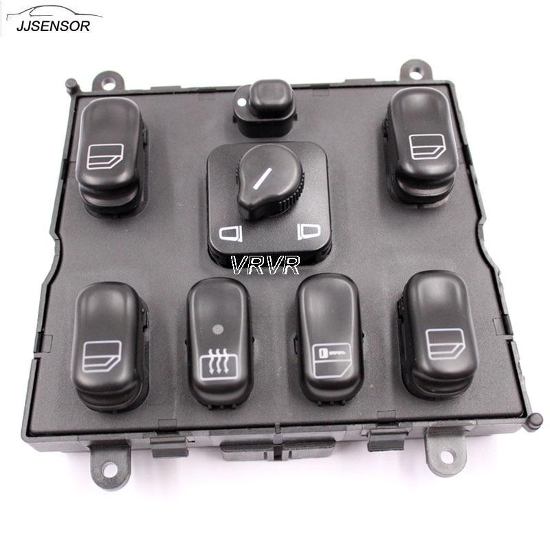 YAOPEI Qualitäts-neuer Fensterheber Schalter Für Mercedes ML W163 ML320 1998-2002 1998 1999 Eine 1638206610 A1638206610