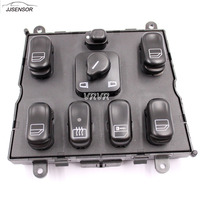 High Quality New Master Electronic Window Switch For Mercedes Benz M Klasse ML320 ML500 ML430 ML55