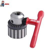 JIEHE Drill Chuck Collet Chuck 3 16mm B16 Adjustable Dremel Keyless Chucks Drills Power Tools
