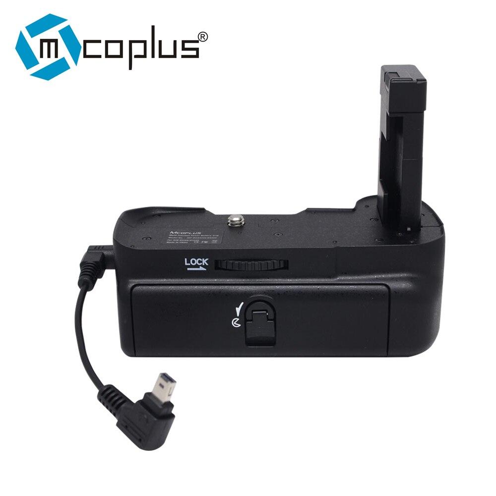 Mcoplus Venidice VD-D3200 Verticale de Batterie Holder Grip Pack pour Nikon D3200 D3100 comme Meike MK-D3200/D3100