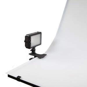 Image 5 - 写真クランプとクリップホットシューマウントテーブルミニスタンドホルダーフラッシュスピードライト用の背景写真 ligting