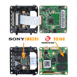 Image 2 - Module de caméra StarLight IP 3MP 3516C + Sony IMX291, analyse intelligente, Module de caméra avec lentille Starlight IP, carte ONVIF, XMEYE