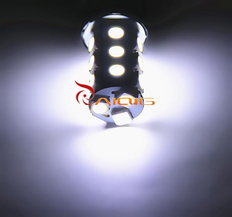 1157 BAY15D 18 SMD 5050 Κόκκινο, Κεχριμπάρι - Φώτα αυτοκινήτων - Φωτογραφία 2