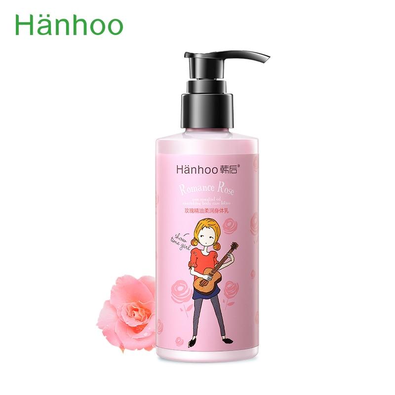 beauty care shower_Hanhoo Rose Essential Oil Body Lotion Whitening Body Cream Anti Wrinkles Shower Skin ...