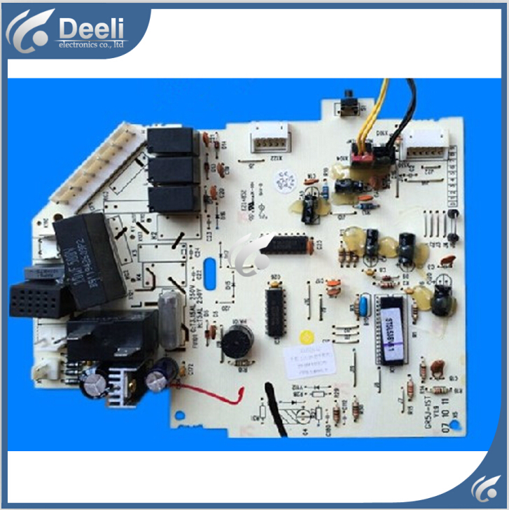 95% new good working for air conditioner pc board circuit board 5J51A 30055612 GR5J-1ST motherboard on sale все цены