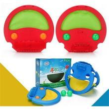 Bubble Soccer Kendama бильярдный шар случайный цвет горячие спортивные ловли и оснастки движение ракетки захватывающая игрушка «летучая мышь»