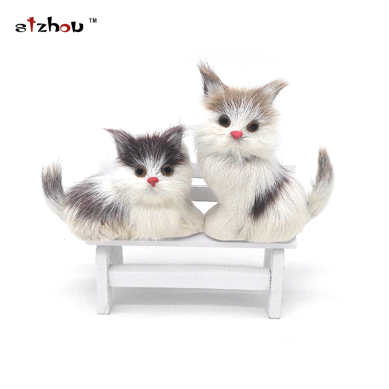 Super Cute Simulation Sounding Shoe Kittens Cats Plush Toys Kids Appease Doll Christmas Birthday Gifts cute simulation fox plush toys kids appease doll gifts